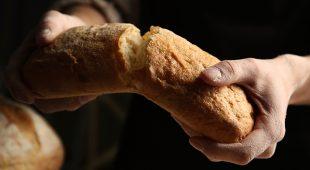 Jezus zegt: Ik ben het brood des levens